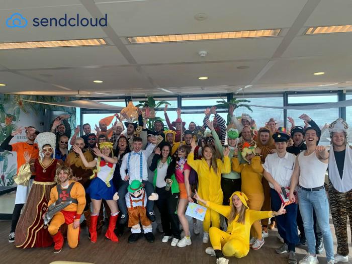 Sendcloud, il team al completo