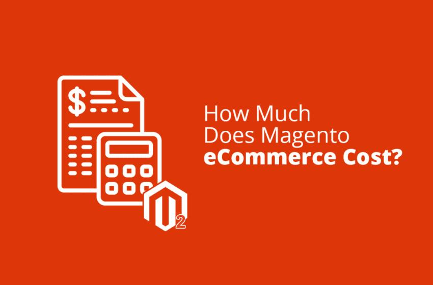 Quanto costa un sito Magento 2?