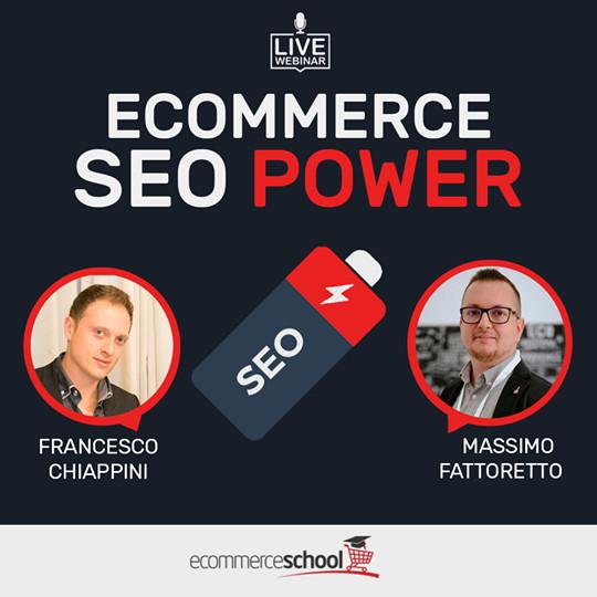 Webinar SEO per E-commerce: l'importanza dell'analisi dei competitor