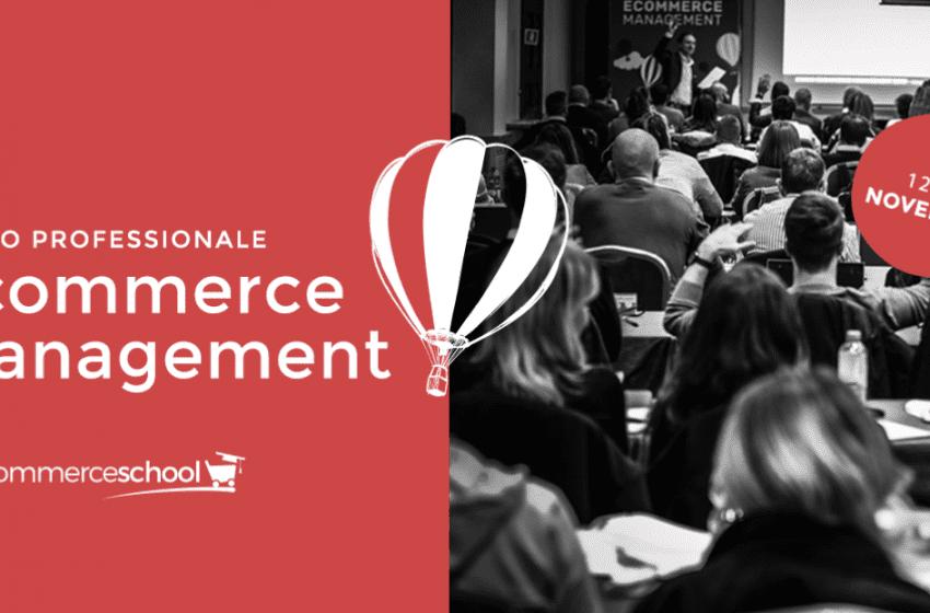 In aula a Bologna o in streaming la X° edizione del corso in Ecommerce Management di Ecommerce School per imprenditori ed operatori di settore