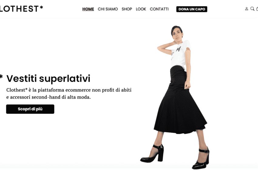 CLOTHEST: ridurre i consumi della moda, favorire uno sviluppo sostenibile e solidale
