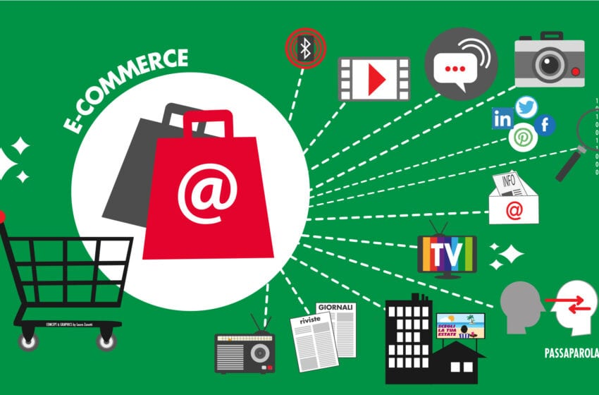 E-commerce: per le PMI +40% vendite, incremento medio 2,5 milioni pro capite