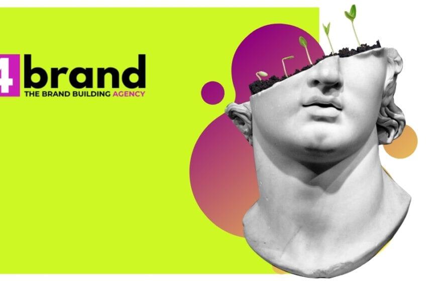 Arriva 4brand, l'agenzia che ripensa il brand building