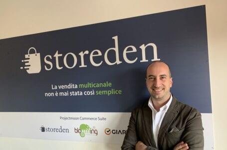 Storeden, crescita boom, e nel 2021 lancia l'E-commerce di Postalmarket