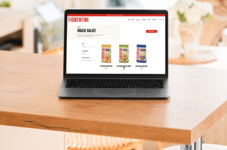 Fiorentini inaugura il 2021 con il suo E-commerce