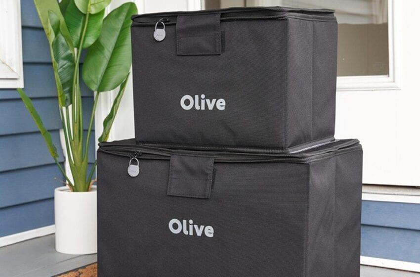 Olive per la sostenibilità: no ai pacchi usa e getta