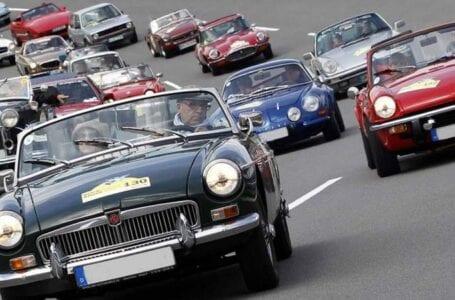 L'E-commerce vola anche per le auto storiche