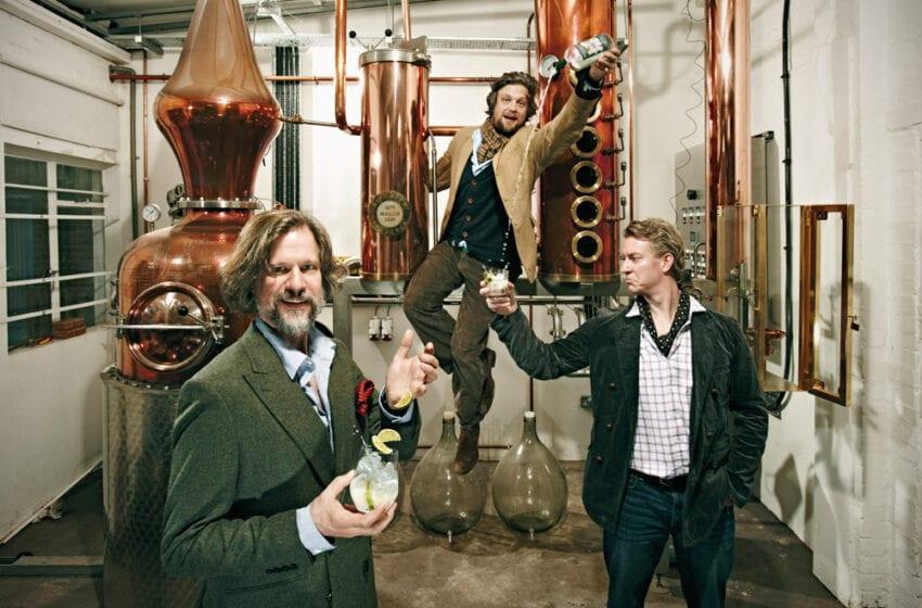 Stock Spirits é il nuovo distributore italiano di Sipsmith Gin