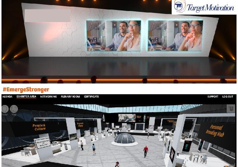 """""""Emerge Stronger"""", il meeting di apertura dell'anno di una famosa azienda HI TECH è firmato Target Motivation"""