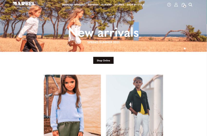 Marbel si apre all'E-commerce con ZeroGrey