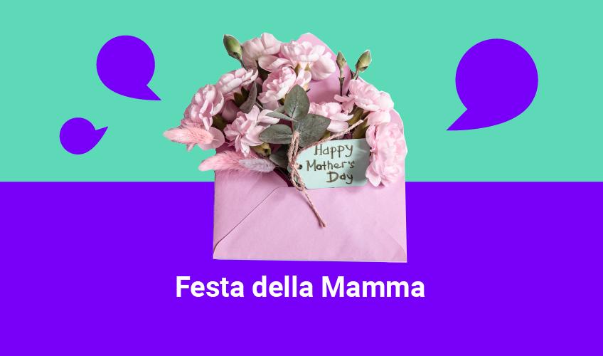 Shopping via mobile per la Festa della Mamma