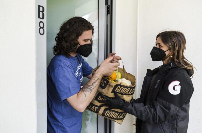 Gorillas sbarca in Italia per rivoluzionare il mondo della spesa