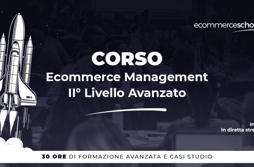 Riparte la formazione Ecommerce School, la prima scuola professionale in Italia sull' e-commerce