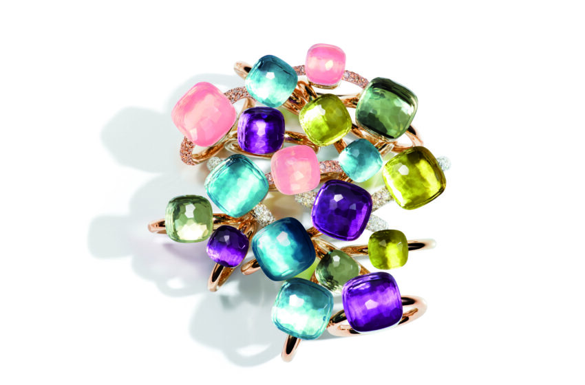 Gli iconici gioielli di Pomellato arrivano su Tmall Luxury Pavilion