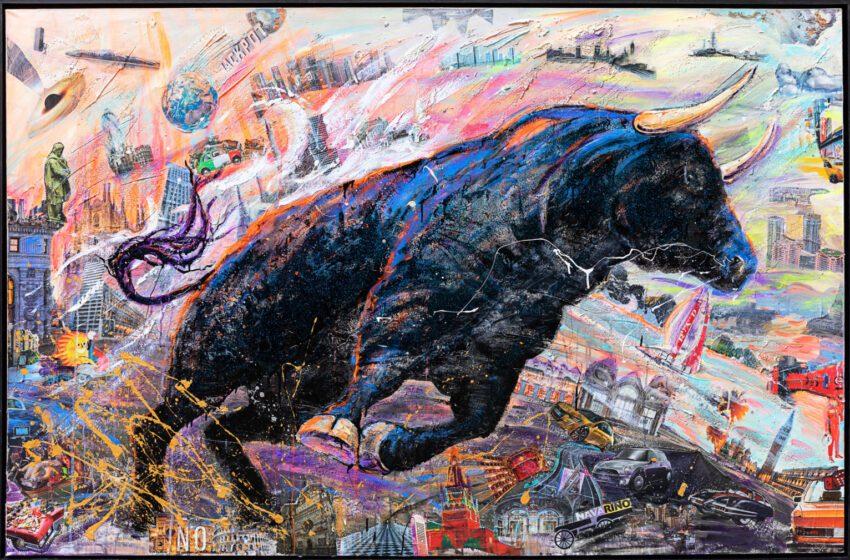 Ludmilla Radchenko: «Ecco perché vendo i miei quadri in bitcoin»