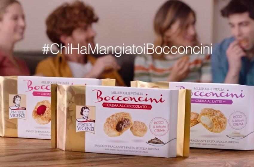 Different al fianco di Matilde Vicenzi con una nuova campagna di influencer marketing dedicata ai Bocconcini.